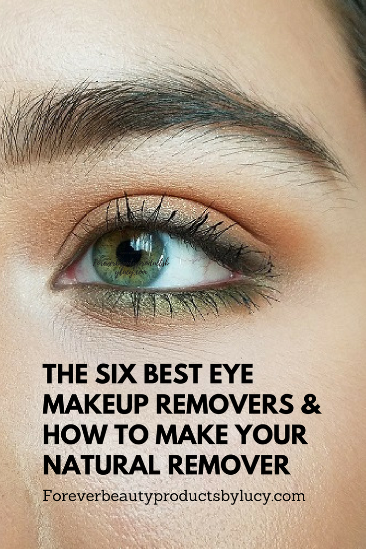Best Eye Makeup Removers