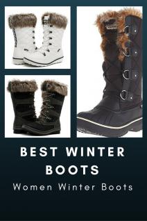 best ladies winter boots