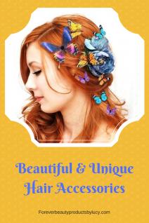 Unique Hair Accessories Women