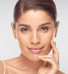 Dry Facial Skin Care for Adults