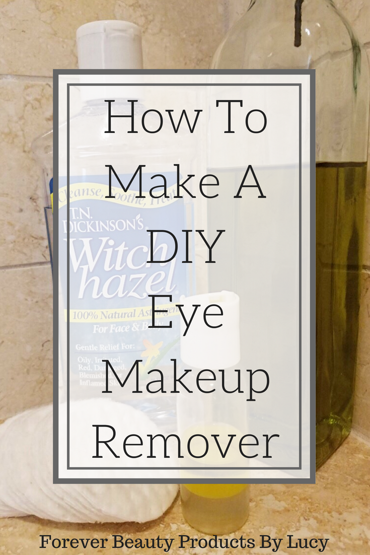 Best DIY Eye Makeup Remover