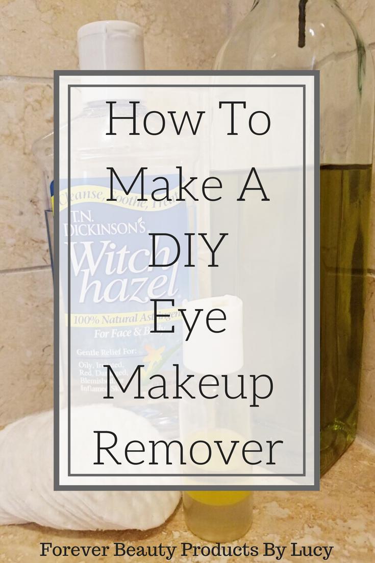 Best DIY Eye Makeup Remover