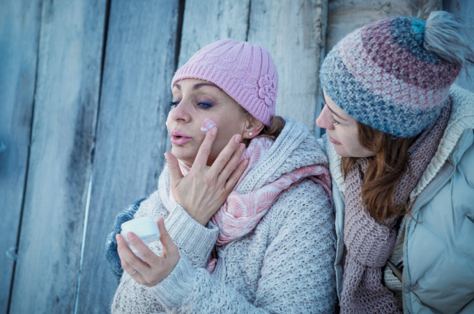 Prevent Dry Winter Skin