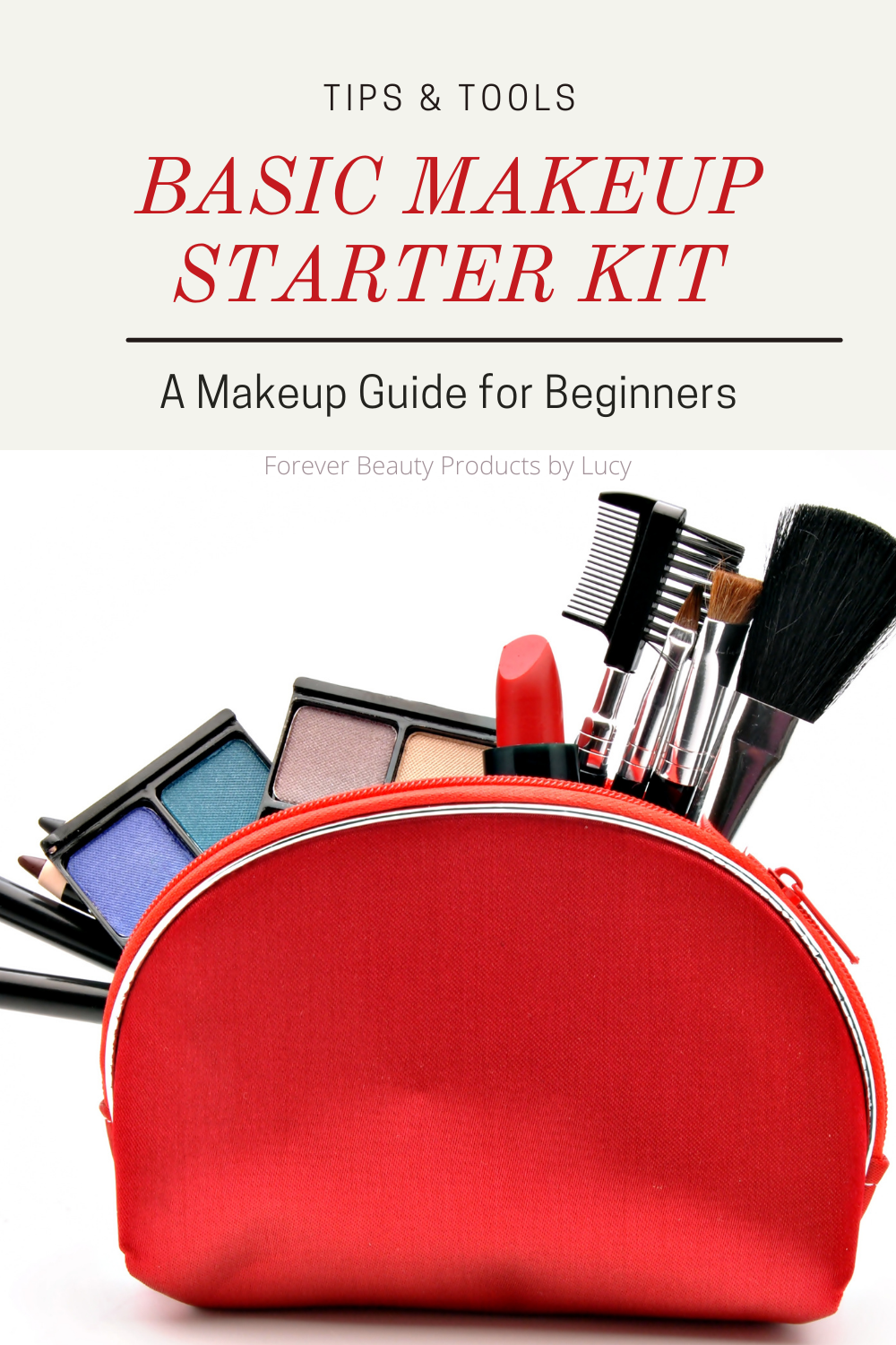 Makeup Guide for Beginners 11 Must-Have Makeup Products